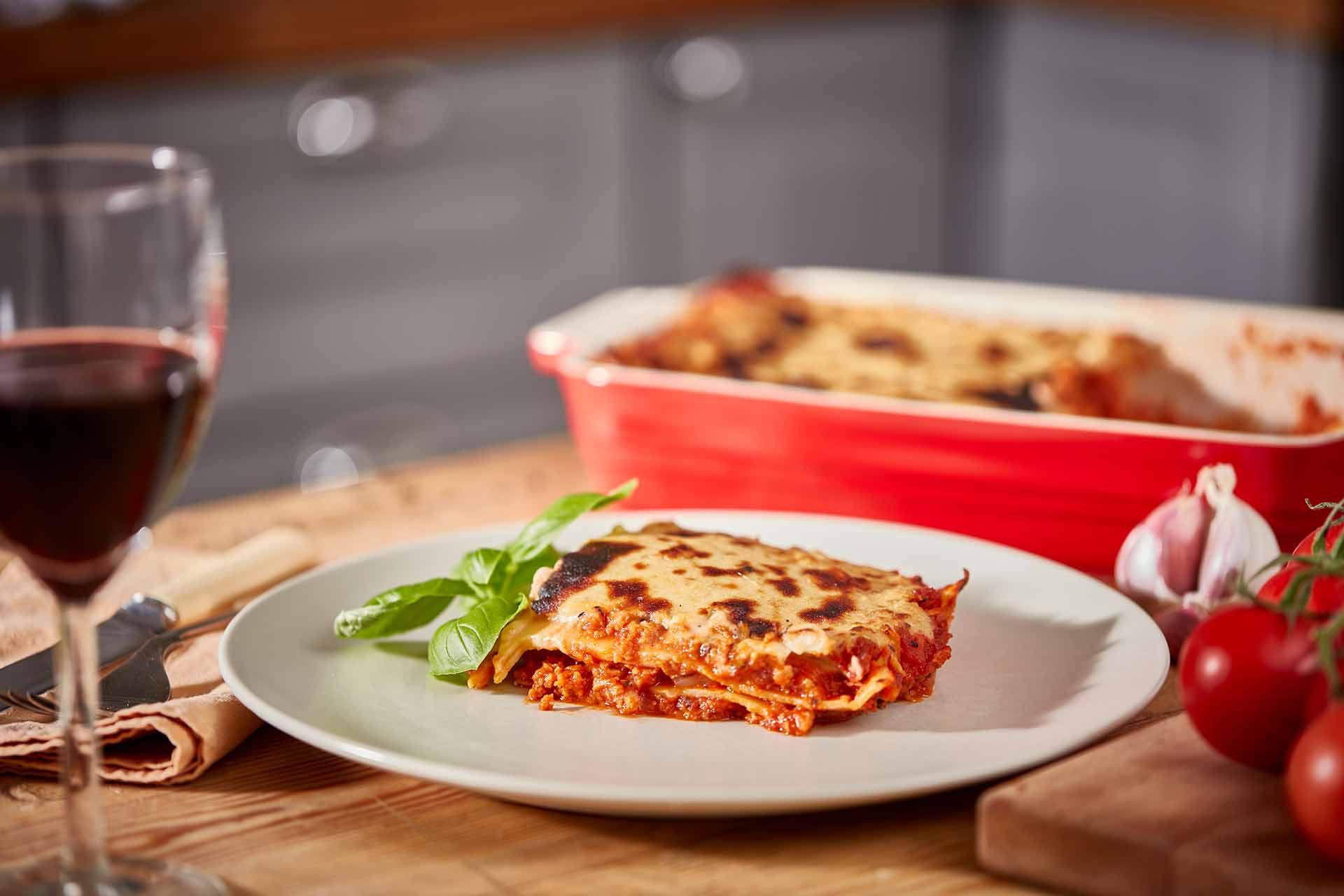 Simpleas vegan lasagne